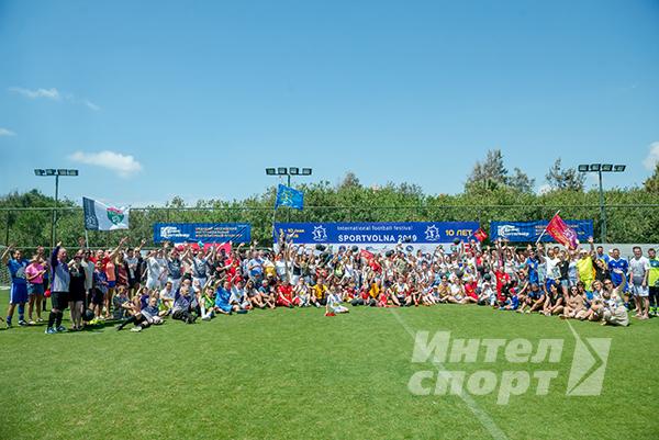 Яркое событие лета – 13-й фестиваль «Спортивная Волна» в Турции