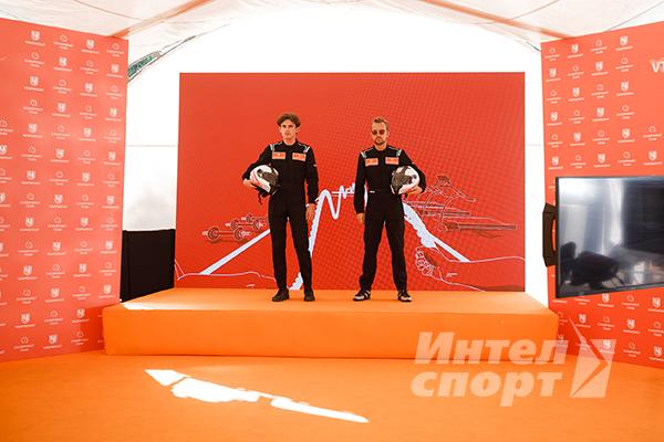 Развлекательная зона «Чемпионата» на Формуле-1 в Сочи