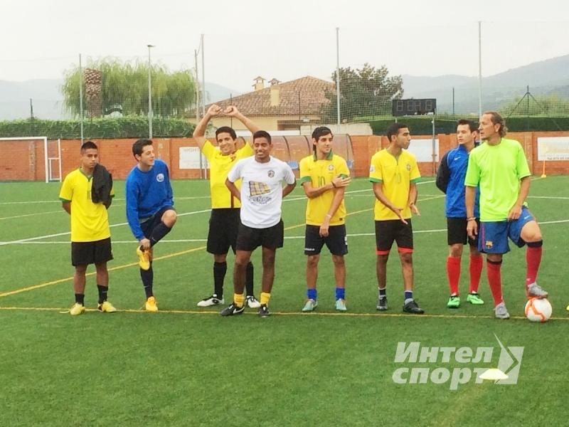 VI футбольный фестиваль 2014 года