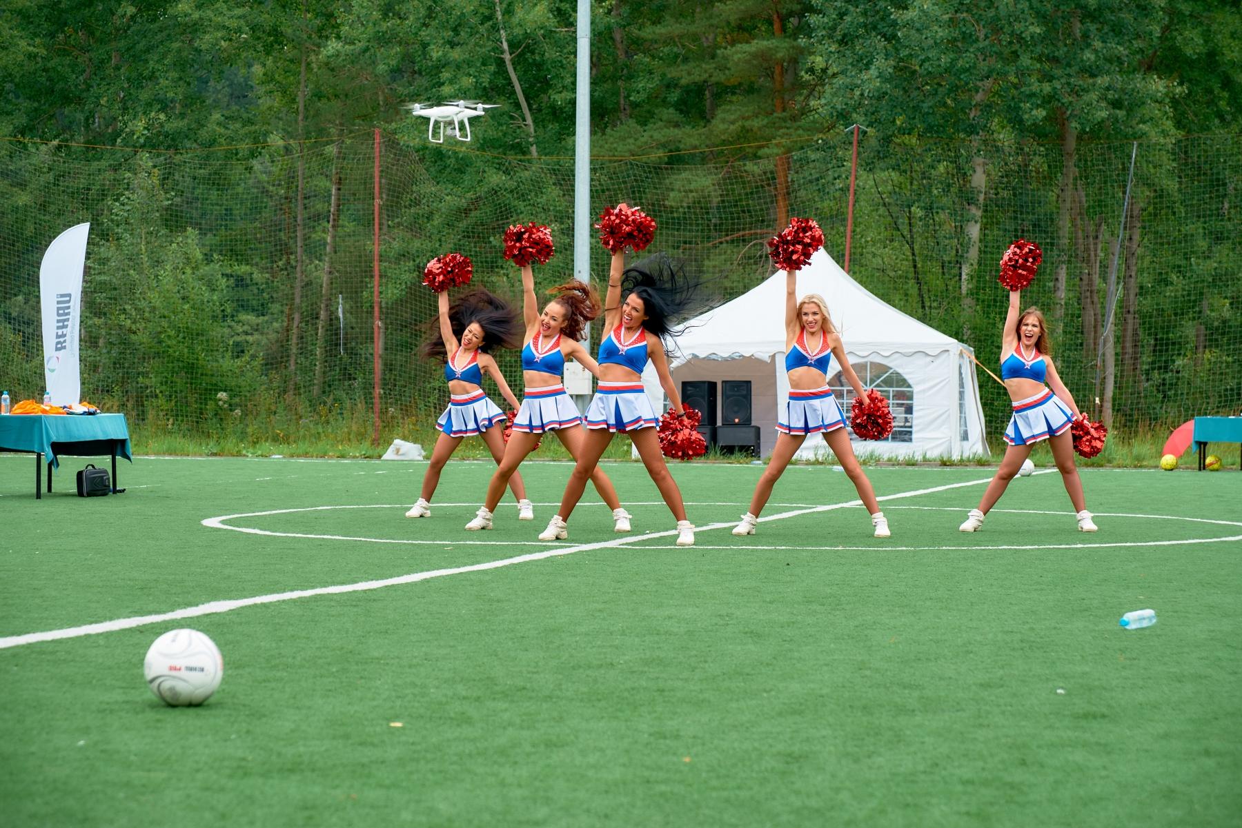 Футбольный турнир Rehau PRO