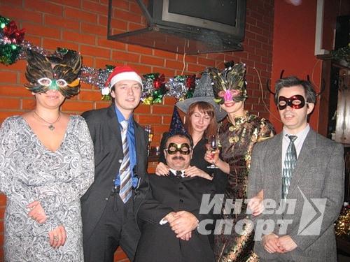 Новый год компании Colvir