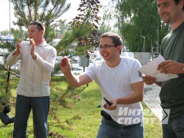 """День рождения компании """"4ВИДА"""" в формате спортивного праздника"""