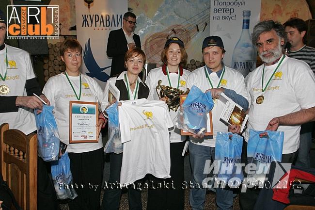 Корпоративный Кубок РБК по игре