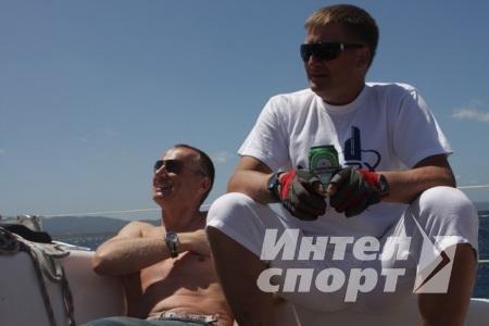 Первая российская бизнес-регата