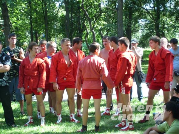 """Праздник """"Московский спорт в Лужниках"""""""