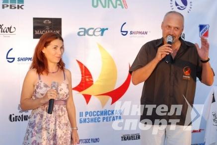 Вторая Российская Бизнес-регата Ибица-Майорка