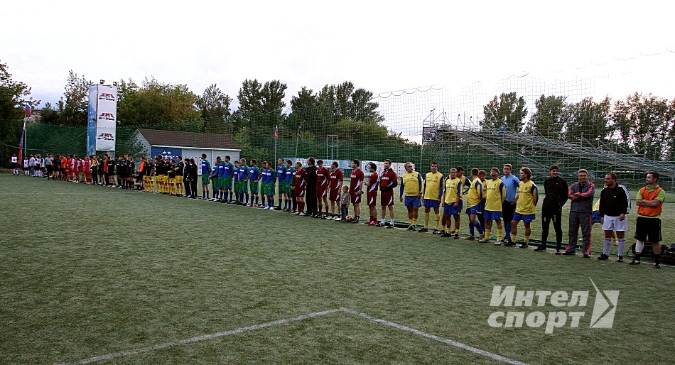 "III сезон Любителской лиги ""Чемпионат.ру"""