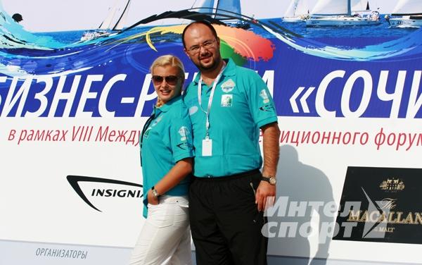 Регата Сочи-2009: капитаны российского бизнеса знают, как побеждать