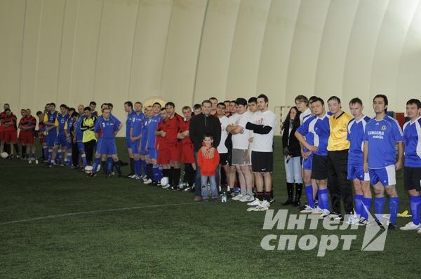 Ежегодное соревнование по мини-футболу