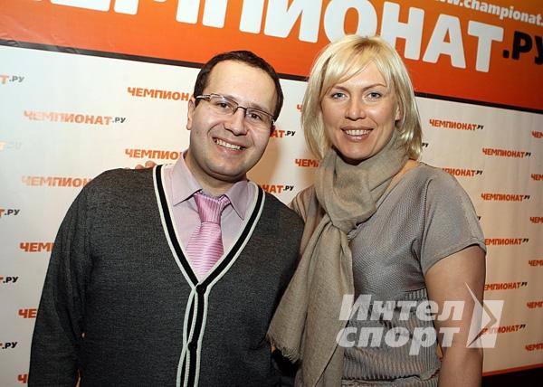 """День рождения портала """"Чемпионат.ру"""" 2010 г."""