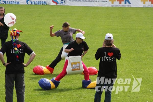 Тимбилдинг в формате СКИ-Олимпиада для сотрудников HSBC Bank