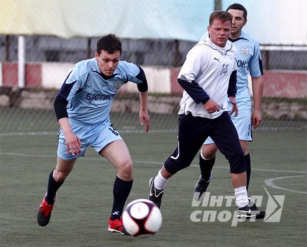 """IV сезон """"Любительской лиги """"Чемпионат.ру"""""""