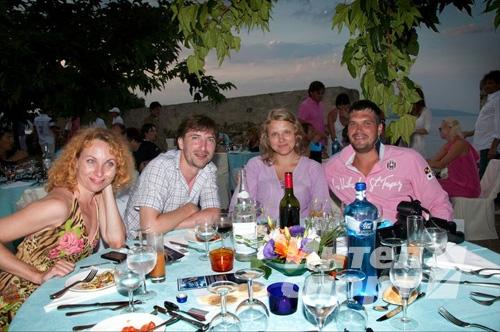 IV Российская бизнес-регата на Лазурном берегу Франции