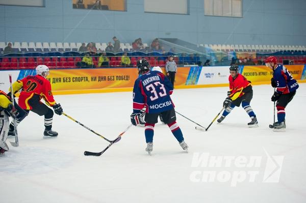 "II зимняя Спартакиада ОАО ""НК ""Роснефть"""