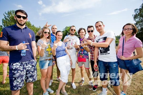 Тимбилдинг Summer Together компании Aegis Media