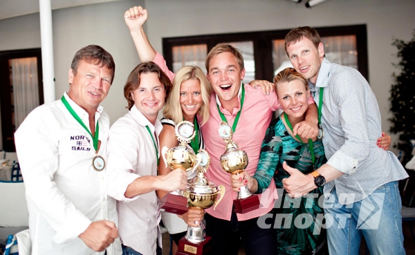 "V Российская бизнес-регата ""Кубок Land Rover ""Сардиния-Корсика 2012"