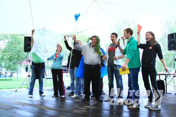 """СКИ-Олимпиада в туристическом центре """"Этномир"""""""