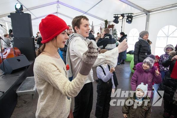 Средневековая ярмарка для жителей