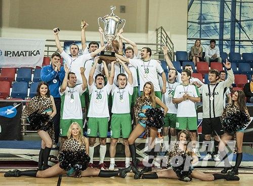 18-й сезон Лиги Московской биржи