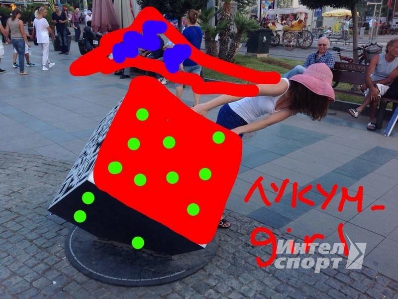 """Интерактивный квест для """"Газпром-Медиа Диджитал"""""""