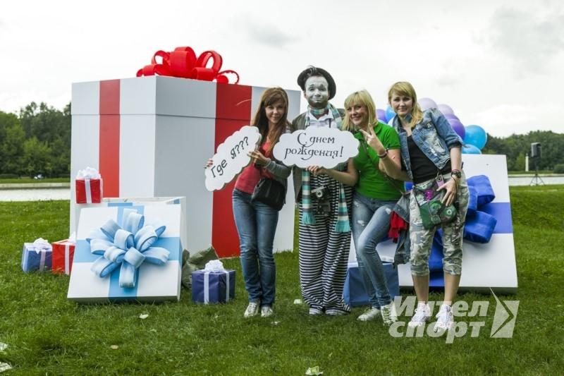 10-летие ВТБ24 в усадьбе Кусково