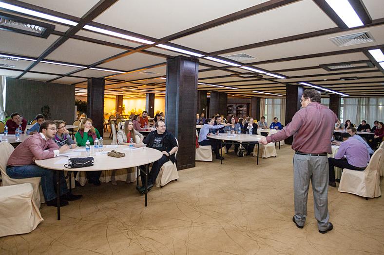 Юбилей Strategy Partners Group в интеллектуальном стиле