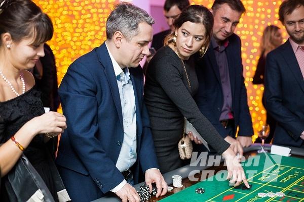 Новогоднее казино для IBS Platformix