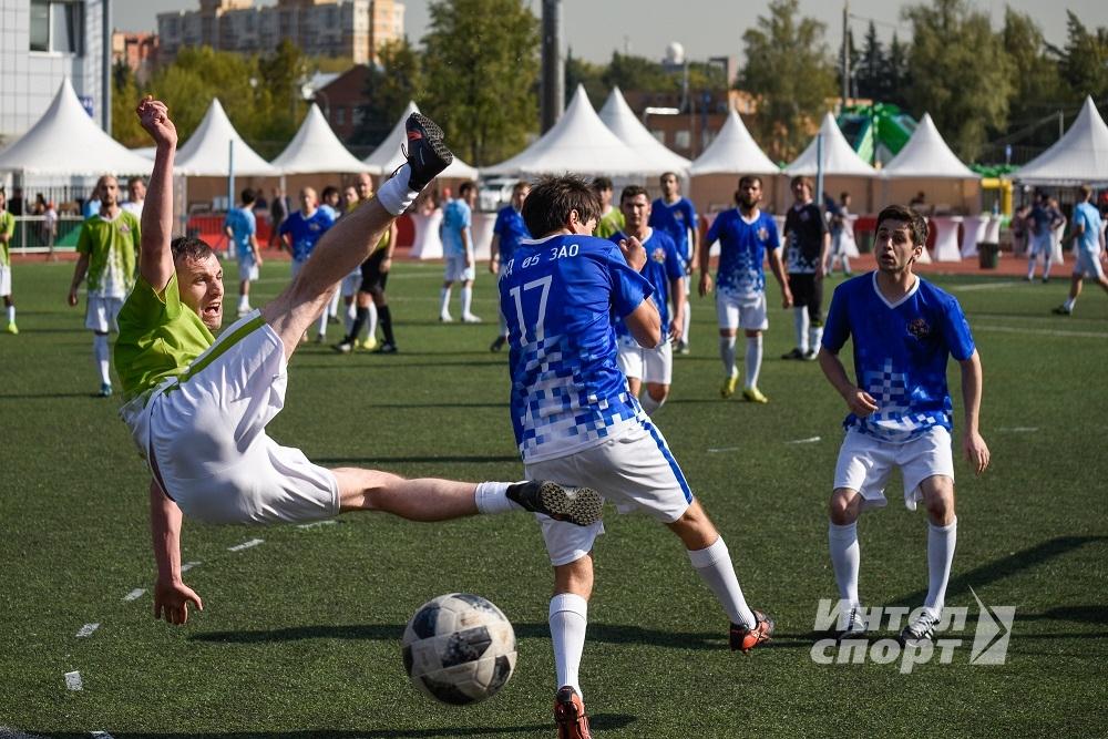 Турбофутбол для ТС «Пятерочка»