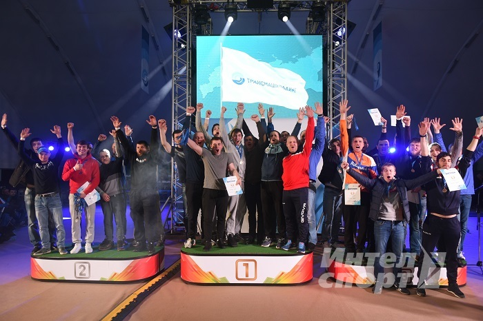 Презентация Спортивной лиги «Трансмашхолдинг»