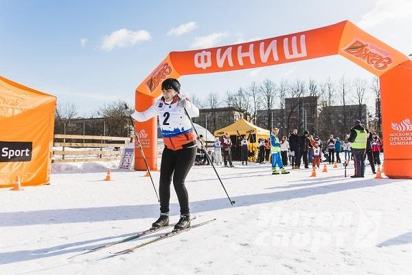 Лыжные соревнования для сотрудников компании Согласие
