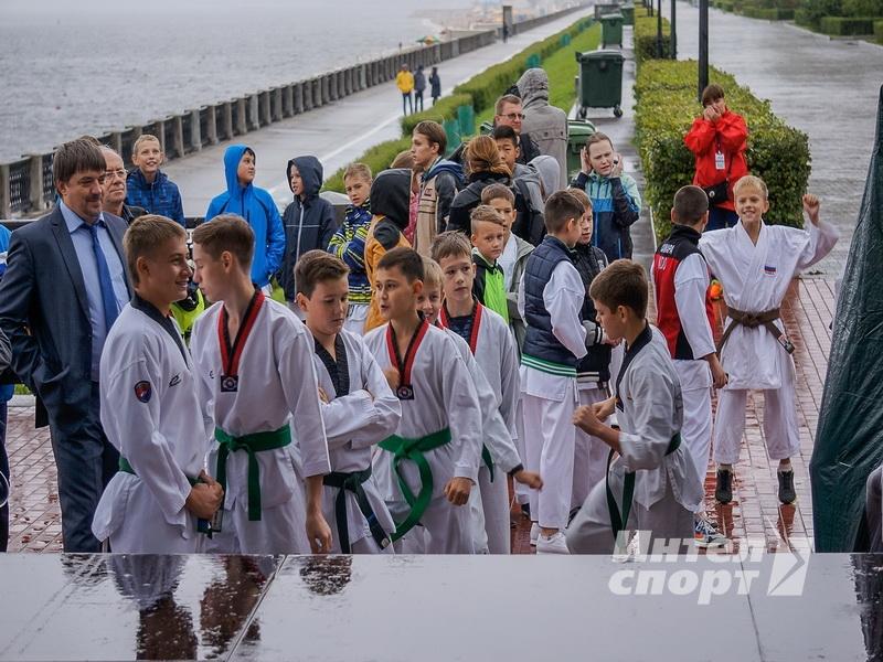 """""""Волна здоровья"""" посетила крупнейшие города Поволжья"""