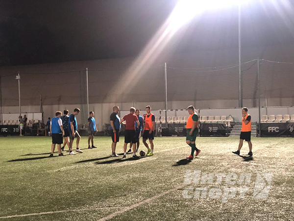 Футбольный турнир для Роснефти